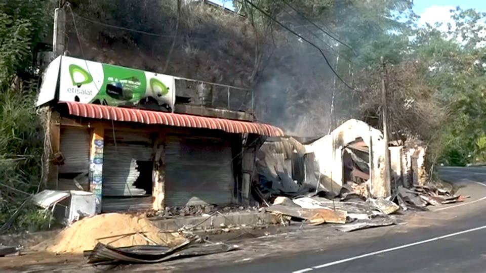 H14 sri lanka religious violence