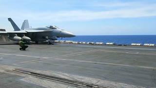H6 military strike