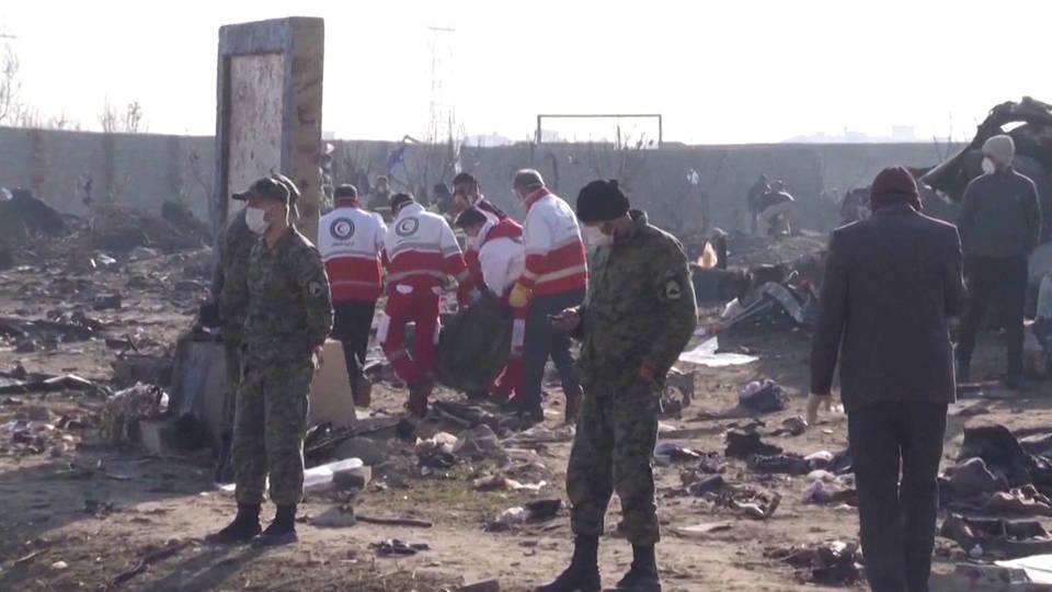 H2 iran admits mistakenly shot down ukraine plane flight protests disastrous mistake soleimani assassination retaliation tehran