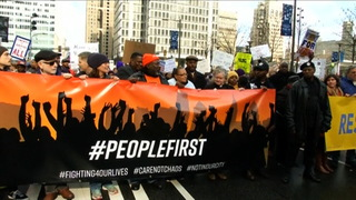 H05 philly protest