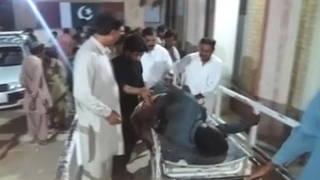 h14 pakistan blast