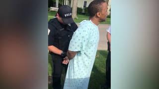 H13 shaquielle dukes arrested hospital iv illinois