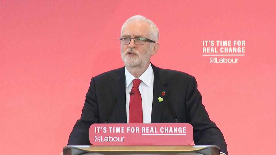 H16 uk jeremy corbyn challenge pm boris johnson december 12 election