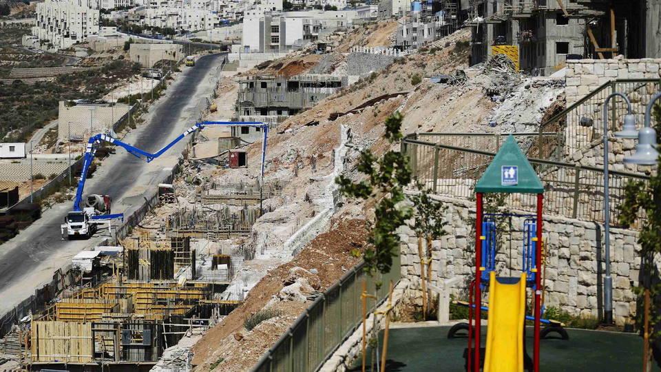 H06 israeli settlements