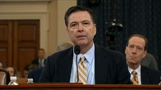 H02 comey speaking
