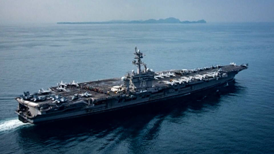 H05 aircraft carrier