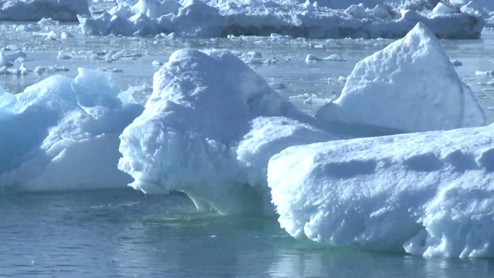 H14 arctic temperatures ocean increase sea ice glacier melt