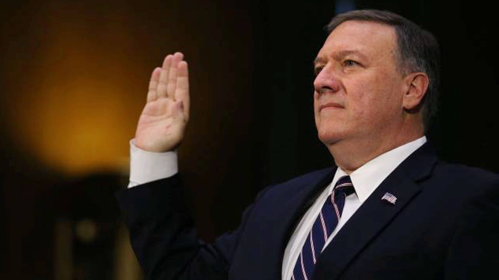 Mike Pompeo: CIA Nominee Mike Pompeo Reverses Position On Torture