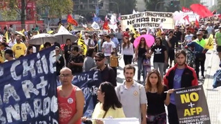 H13 chile protests