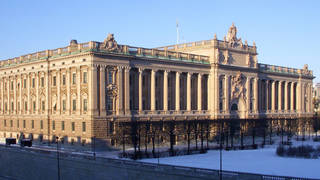 H15 swedish parliament