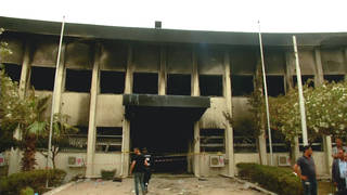 H5 libya bombing