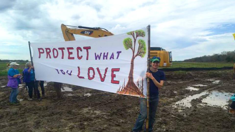 H11 bayou bridge pipeline permit illegal
