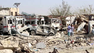 H4 us led forces bomb afghan civilians as taliban steps up attacks