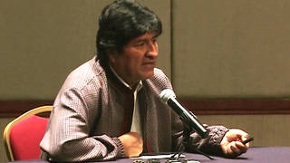 H6 evo morales cuba medical appointment