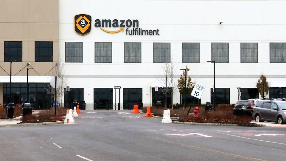 H6 amazon threatens fire workers over environmental activism