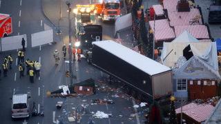 H7 berlin truck aftermath