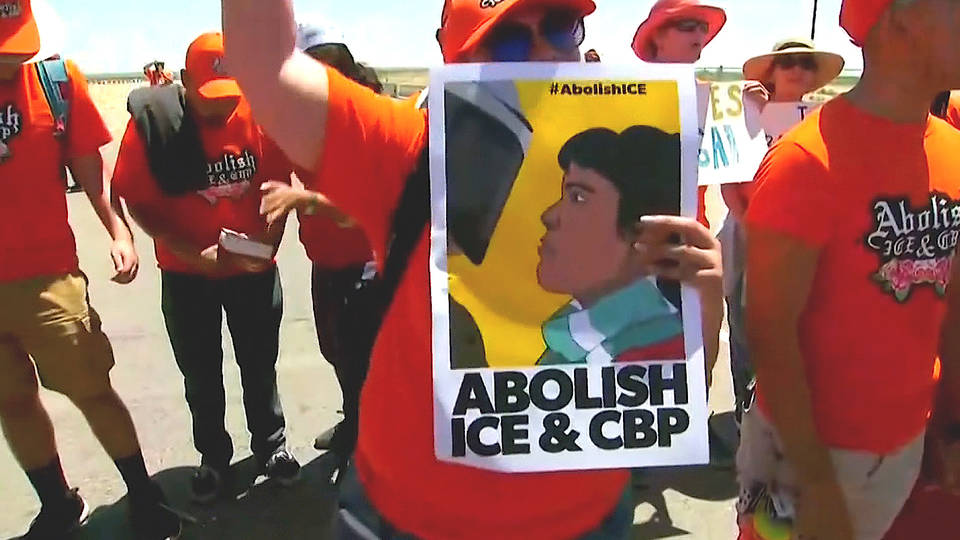 H3 fbi targets immigration activists protest trump policies