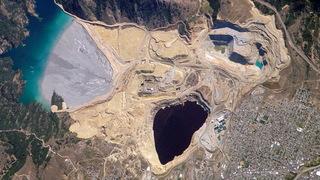 H10 berkley pit mine