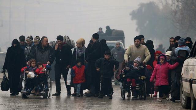 H06 syria evacuation