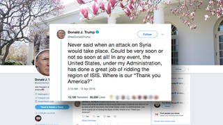 H1 trump syria russia tweet threat retraction