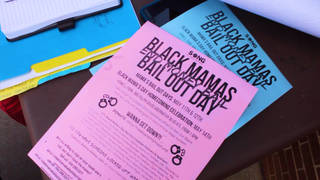H13 black mamas bail out day