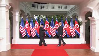 H1 us korea singapore talks