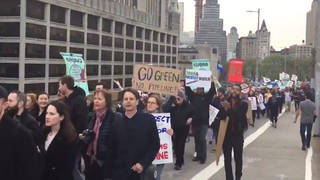 H14 nyc williams pipeline protest fracked gas