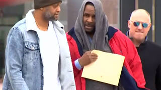 H9 r.kelly arrested chicago sex crimes charges