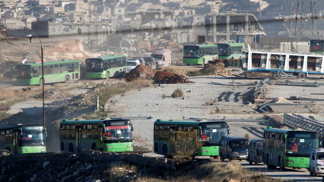 H9 syria buses