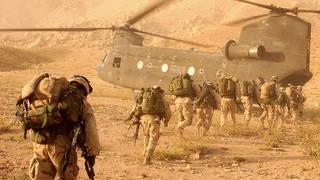 h09 us troops afghanistan