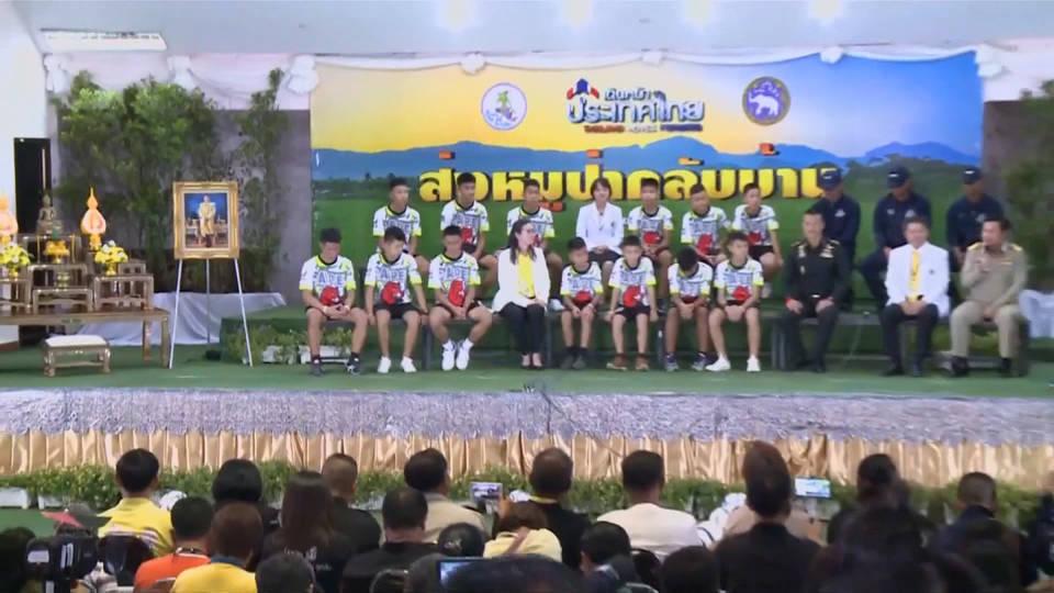 H11 thailand cave rescue