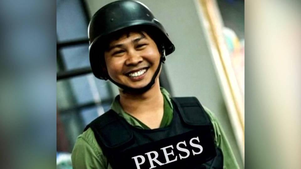 H11 burma journalist