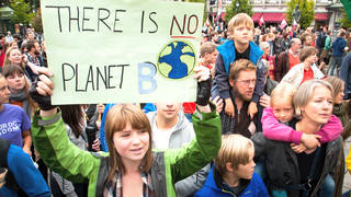 H15 youth climate protests