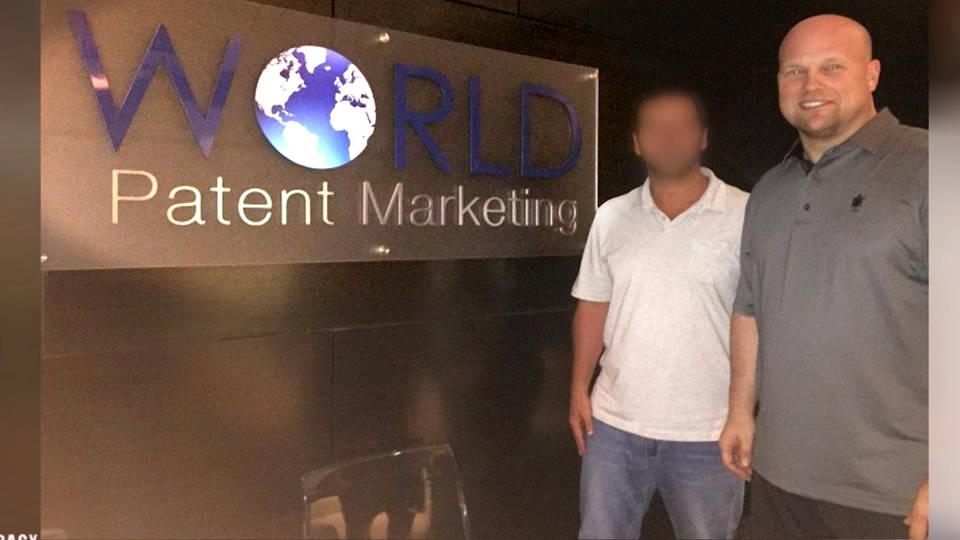 H7 whitaker world patent marketing