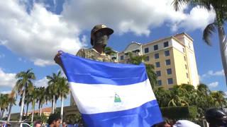 H13 nicaragua protester