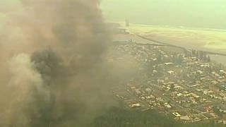 H10 australia fires climate crisis
