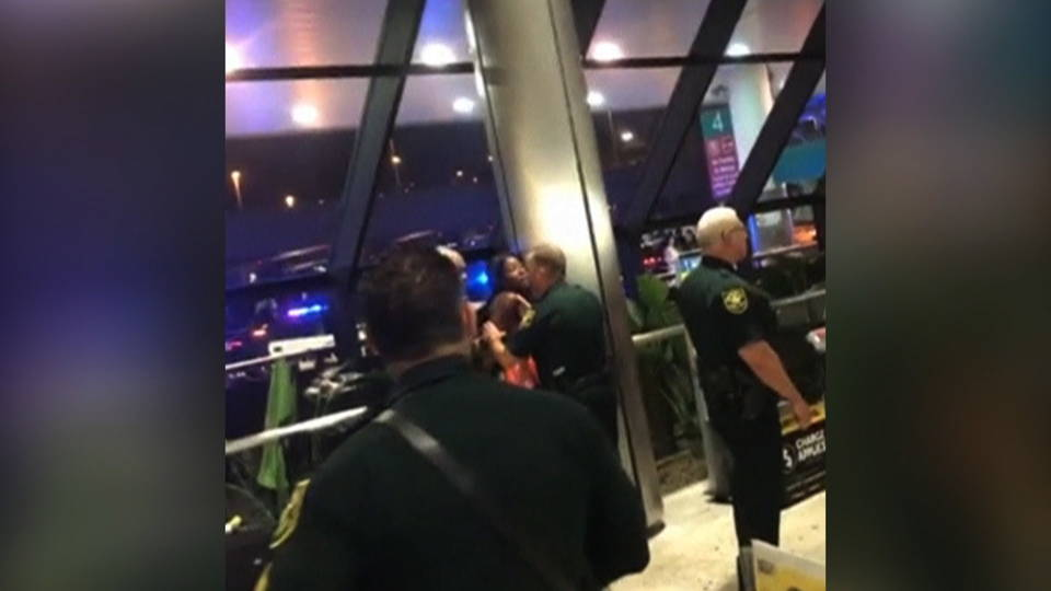 H05 airport arrests