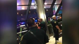 H05 airport arrests