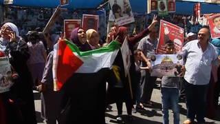 H10 palestinian hunger strike