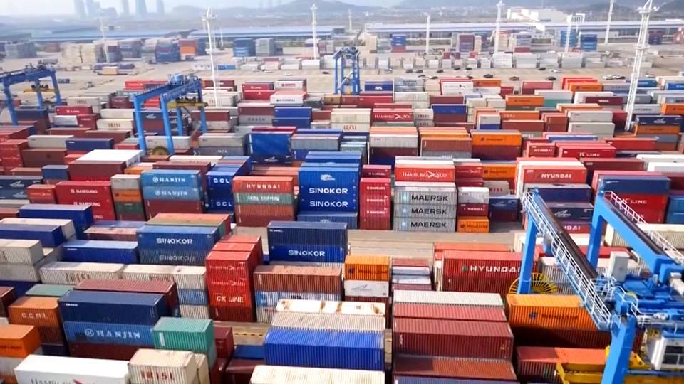 H1 trump tariffs china chinese goods trade