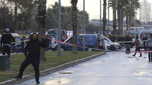 H12 turkey car bomb