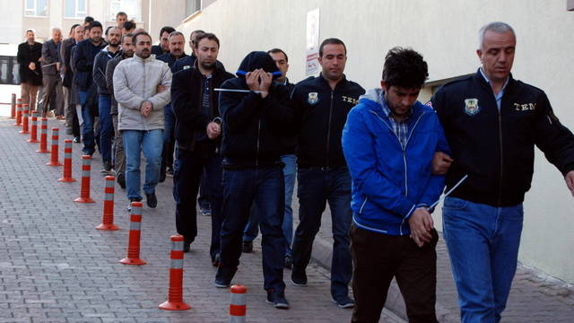 H08 turkey arrests
