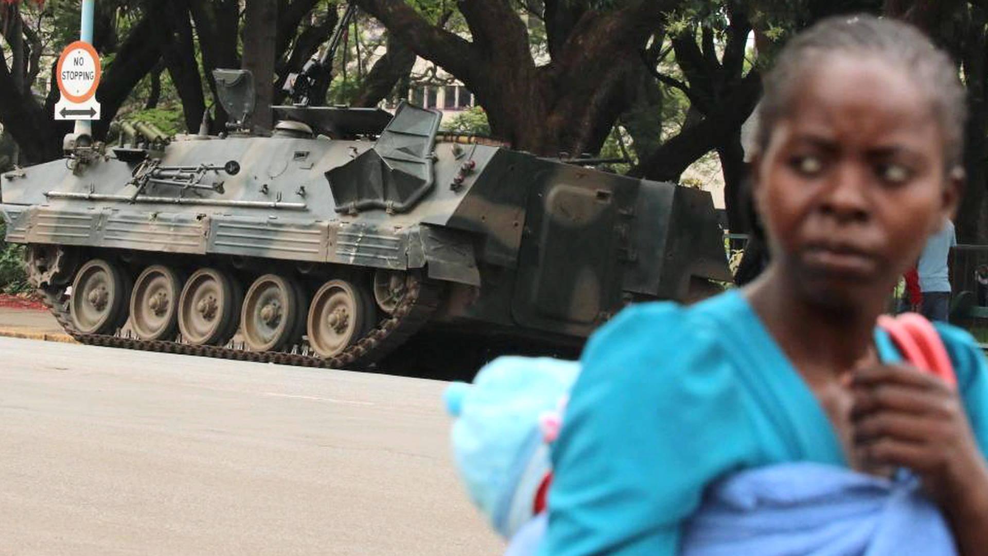 an inside look at zimbabwe
