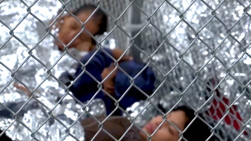 Politicians visit border amid outrage on family separation