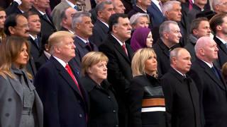 H10 trump world leaders armistice france