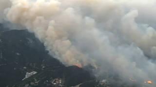 H10 wildfire smoke