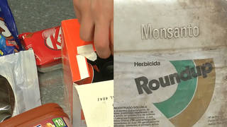 H8 denmark pfas food packaging germany glyphosate roundup toxic chemical cancer
