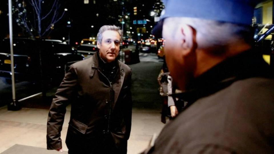 H5 fbi raid trump lawyer cohen access hollywood tape