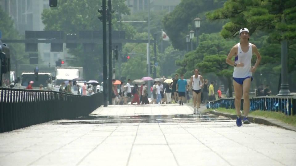 H13 japan heatwave