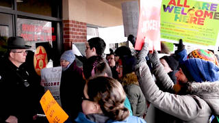 H6 protests erupt acting ice director challenges new york pro immigrant laws